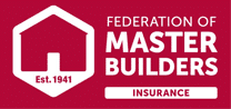 GreenLife Contractors is a member of the Federation of Master Builders - building insurance